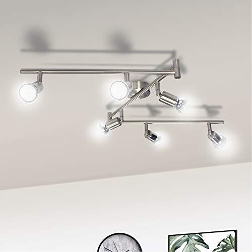 Lampada da Soffitto Moderna WOWATT Faretti da Soffitto a LED Plafoniera Camera Letto Bagno...
