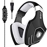 la migliore sensazione per PC e Mac Gaming! Sades A60/OMG Gaming auricolare dettagliato Spedifications, pacchetto e note.     specifiche tecniche:    diametro megafono: 50mm (NdFeB)   gamma di frequenza: 20-20kHz   sensibilità: 113dB +/-3 dB a 1 kHz...