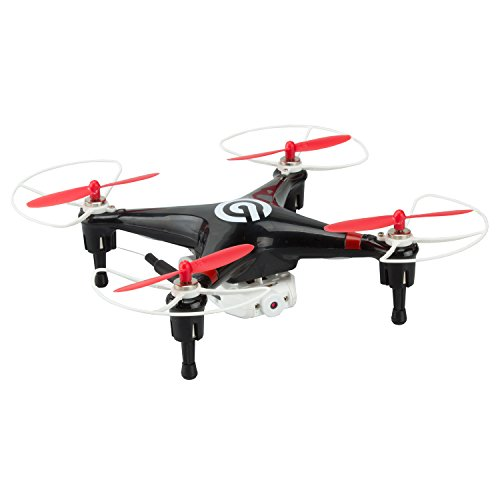 Ninetec SPYFORCE1 Video Drone Live Transmission Mobile Camera Video Photo Quadcopter