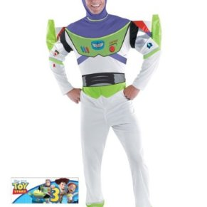 Tama-o Disguise DI50549-XL para hombre Deluxe Buzz Lightyear Costume X-Large