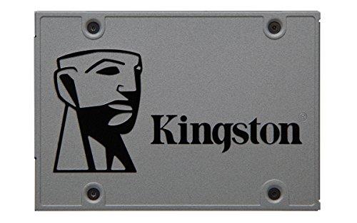Kingston SUV500/120G SSD Interno da 120 GB, Dimensioni 2.5', Solo Drive