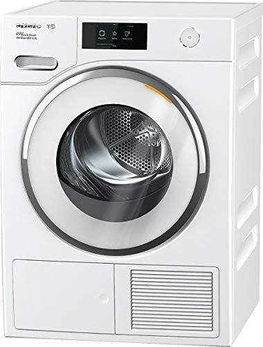 Miele TWR860 WP Eco&Steam WiFi&XL, Asciugatrice Libera Installazione, A+++, Pompa di Calore, Carico...