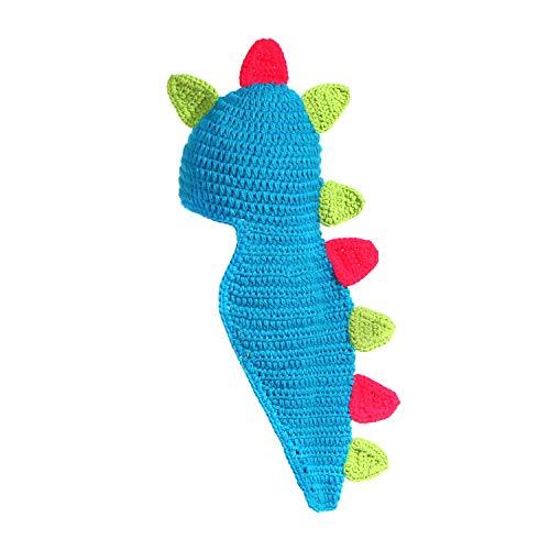 Xcsskg Baby cappello crochet Handmade puntelli fotografia del neonato berretto Beanie, neonato fotografia accessori