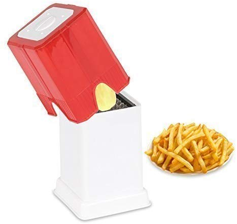 Theeasybuy Potato French Fries Finger Chips Cutter Machine