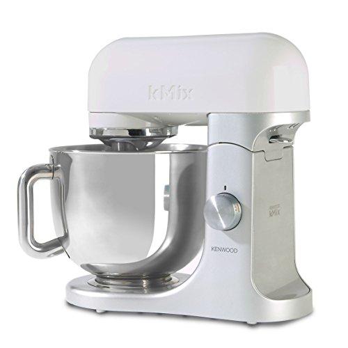 Kenwood KMX60 Robot da Cucina con Accessori, 500 W, Alluminio, Argento