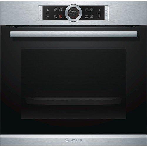 Bosch HBG635BS1J Forno elettrico 71L A+ Acciaio inossidabile forno