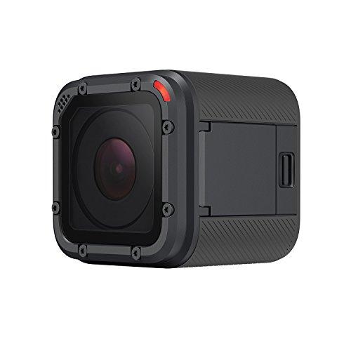 GoPro Hero5 Session - Cámara de 10 MP (4K, 1080 p, 720 p, WiFi) color gris y negro