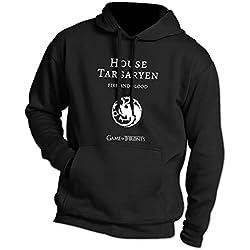 Sudadera Casa Targaryen