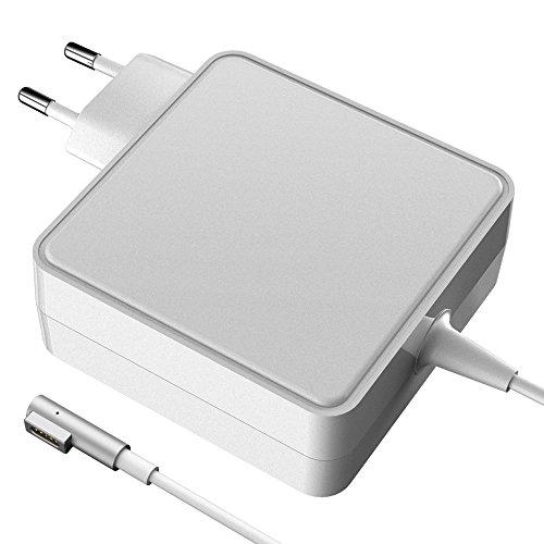 60 Watt Caricatore Notebook Adattatore 60W Apple Alimentatore MagSafe 1 forma di L Caricatore per...