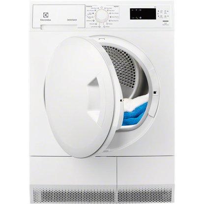 Electrolux - Secadora de condensación EDP2074PDW con capacidad de 7 kg