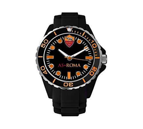 OROLOGIO UNISEX AS ROMA UFFICIALE CASSA 38 MM MOD.REEF LADY RS382DN2