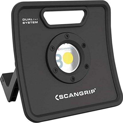 Scangrip 03.5441 NOVA 3K C+R COB LED Akku-Baustrahler