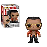 Funko Figurine Pop Vinyl WWE The Rock Old School, 24824