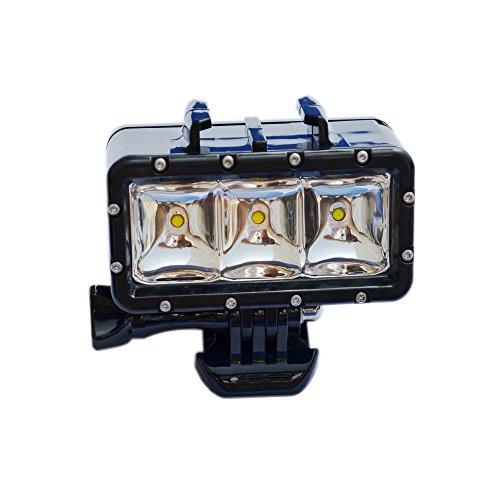 Suptig 30m impermeabile ad alta potenza LED luce video fill luce notturna luce immersione per...