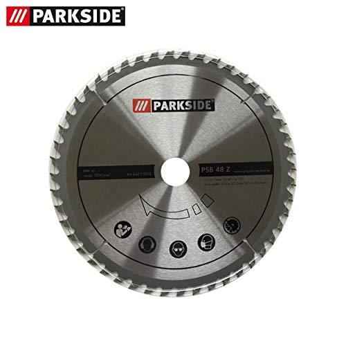 Parkside PTK 2000 D3 - LIDL IAN 298657 - Hoja de sierra circular (48 dientes)