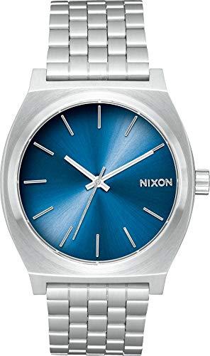 Nixon Orologio Analogico Quarzo Unisex con Cinturino in Acciaio Inox A045-2797-00
