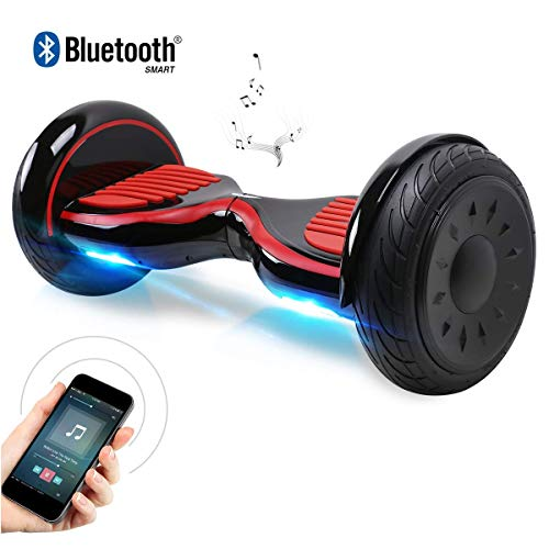 BEBK Hoverboard 6.5' Smart Self Balance Scooter Autobilanciato Skateboard con 2 * 350W Motore, LED,...
