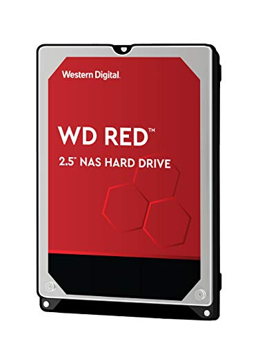 Western Digital WD RED HDD Interno 4000 GB, SATA III, 6000 Mbit/s, 5400 rpm, 64 MB, 3.50 Pollici