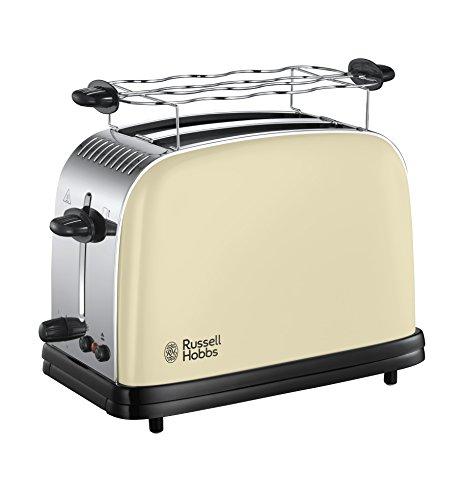 Russell Hobbs 23334-56 Grille-Pain, 1.67 W, Crème