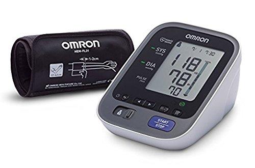 OMRON M7 Intelli IT Misuratore di Pressione da Braccio, Connessione Bluetooth per App OMRON Connect,...