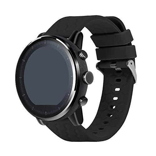 tencloud Cinturino per Orologio Amazfit GTR da 47mm, in Morbido Silicone, Compatibile con Smart Watch Amazfit GTR