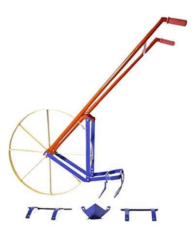 Gurudatta Agro Wheel Hoe with 3 Attachment