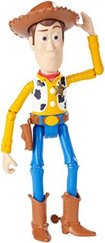 Toy Story - Figura Woody, juguete de la película para niños +3 años (Mattel FRX11)