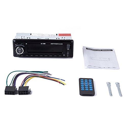 Autoradio Auto-Stereoanlage – Einzelne Din-Stecker-Version ...