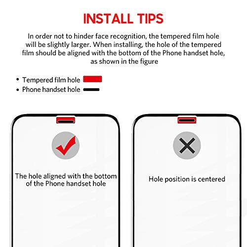Benks Verre Trempé Anti Espion pour iPhone XS Max Privacy Film de Protection Écran Complet 3D Vitre Protecteur Anti Rayures Ultra Résistant ... 27