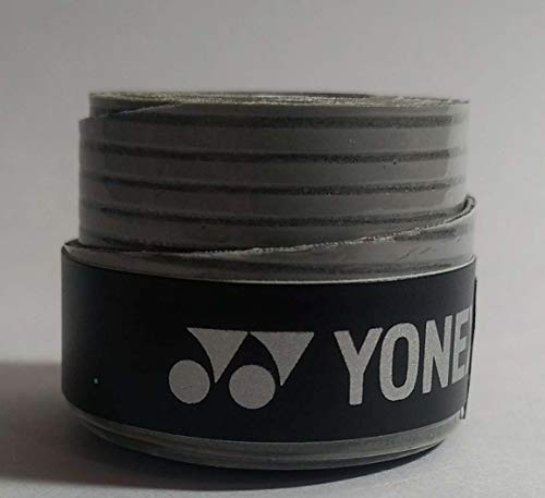 Yonex ET 903 Rubber Badminton Grip (Grey) Badminton Grip