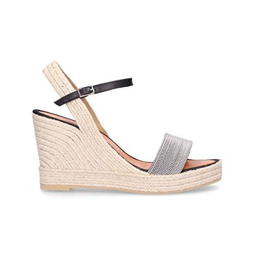 CASTELLER Luxury Fashion Donna 650SILVER Argento Zeppe | Primavera Estate 19