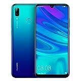 "Huawei P Smart 2019 - Smartphone de 6.2"", 3 GB RAM, 64 GB, 13 MP + 2 MP, Dual SIM, Funda incluida, Color Azul"