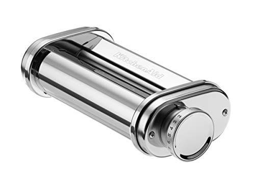 KitchenAid 5ksmpsa Pasta roller, argento