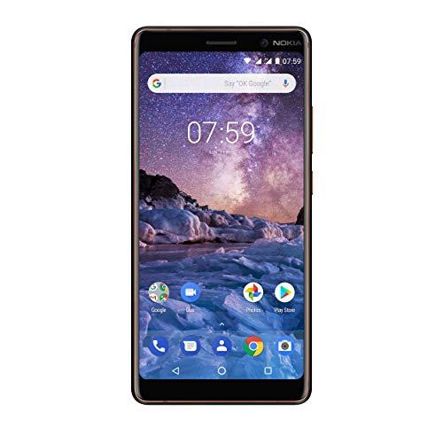 Nokia 7 Plus Smartphone Débloqué 4G (Ecran : 6 pouces - 32Go ROM - 3Go RAM - Nano SIM) Noir [Version Française] 22