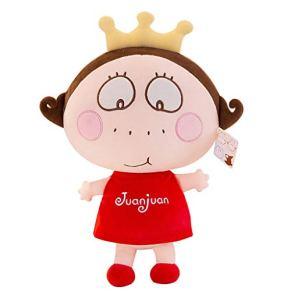 Nunca te rindas Rollo Princesa Muñeca de Tela Muñeca de Juguete de Peluche Muñeca Creativa Nuevo Regalo de cumpleaños…