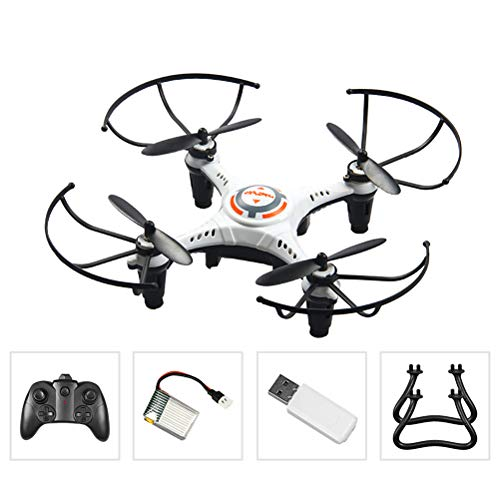 LAWARY Mini Drone Pocket Drone 2.4G 6 Assi Gyro Headless One Key Return Quadricottero RC