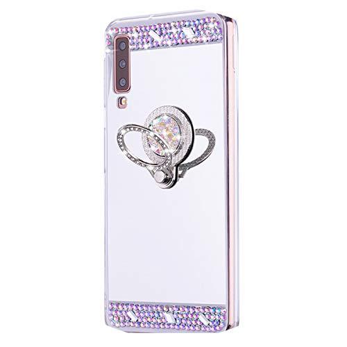 Shiny Mirror Case For Galaxy S8 A50 Note 8 9 Case J7 Neo J5 J3 A5 S10 S9 Plus J4 J6 A6 A8 A7 NEW...