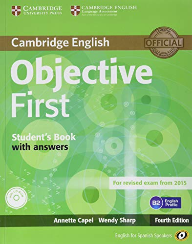 Objective First for Spanish Speakers Self-Study...