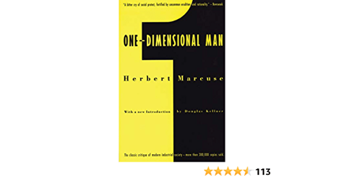 Buy One-Dimensional Man: Studies in the Ideology of Advanced Industrial  Society (Routledge Classics) Book Online at Low Prices in India   One-Dimensional  Man: Studies in the Ideology of Advanced Industrial Society (Routledge