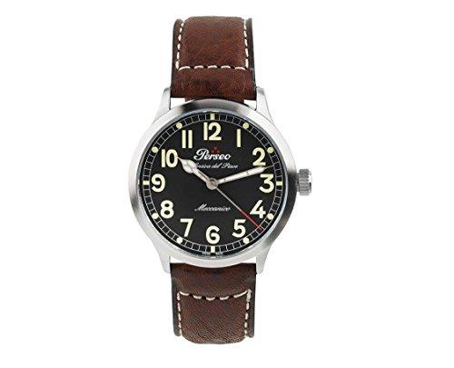 Uhr Perseo mechanische Armbanduhr 'Offensiva del Piave', limitierte Edition mit 300Stück