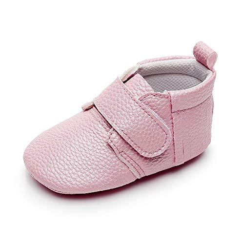 IGEMY_baby, Scarpe Primi Passi Bambine Rosa Rosa 0,25