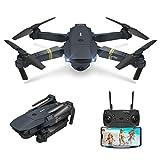 EACHINE Drone con Telecamera, E58 Pieghevole Drone con WiFi FPV...