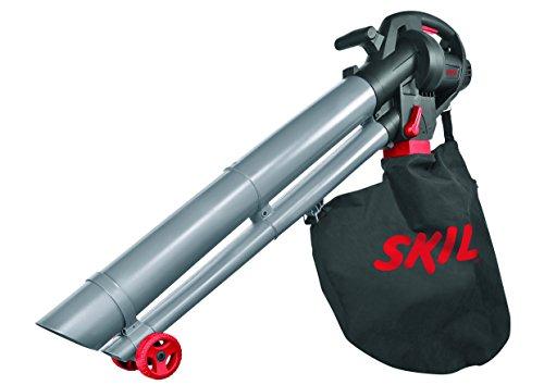 Skil F.015.079.1AA Soplador/Aspirador, 2800 W, 240 V, Gris