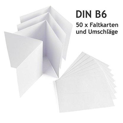 Jumbo-Set 50 Faltkarten