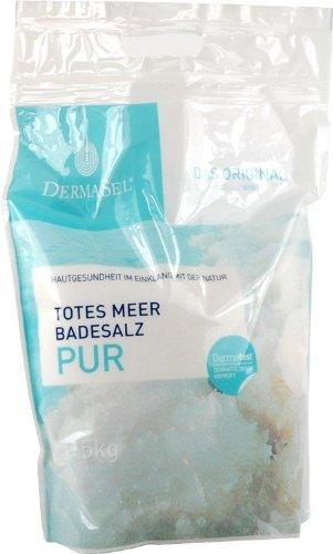 Dermasel Totes Meer Badesalz Pur 5 kg