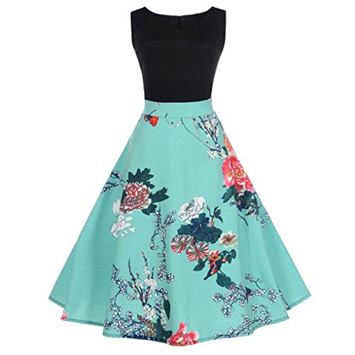 2b6187f64d Pingtr Women s Vintage Dress