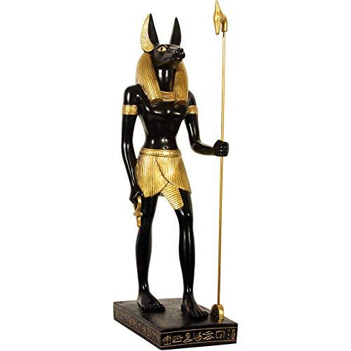 Figura de Anubis