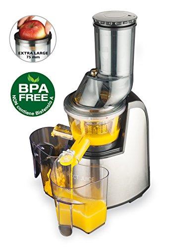 MACOM Just Kitchen 859 Perfect Juice Estrattore Di Succo / Slow juicer a freddo e a lenta rotazione...