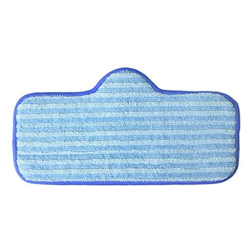TianranRT1 confezione di tamponi in microfibra compatibili per la scopa in fibra di Neat Dupect Neat(Blu)