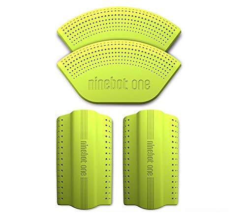 SPEDWHEL Housse de Protection en Silicone de Couleur pour monocycle électrique NINEBOT A1 / S2 / S1 (Vert)